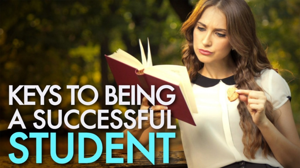 essays on being a successful college student
