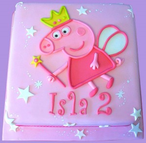 Peppa pig birthday cake templates studentschillout for Peppa pig cake template free