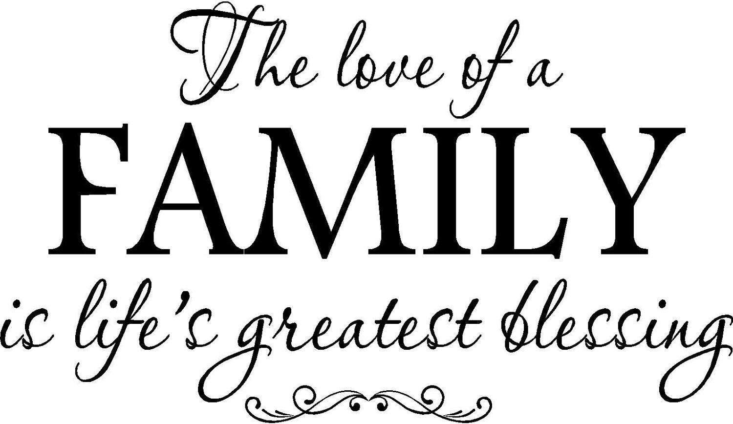 Pics Photos - Quotes About Family Love Family Quote