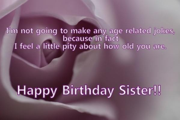 Quotes About Birthday Of Sister : Best happy birthday quotes for sister studentschillout