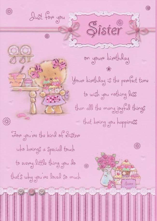 Quotes About Birthday Of Sister : My beautiful sister quotes quotesgram