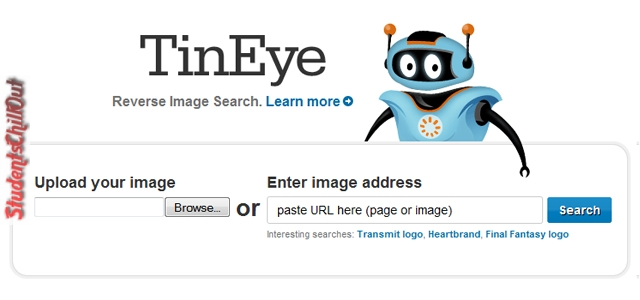 How To Use Tineye Reverse Image Search